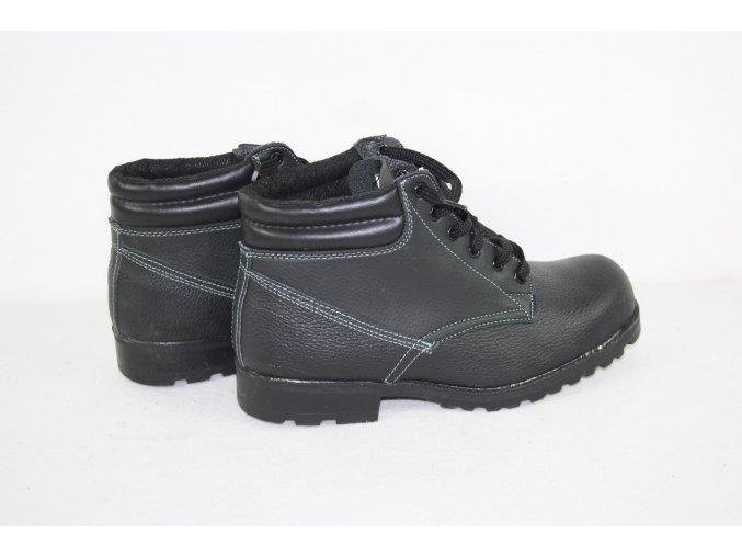 Pracovní kotníková obuv, boty ELSTROTE