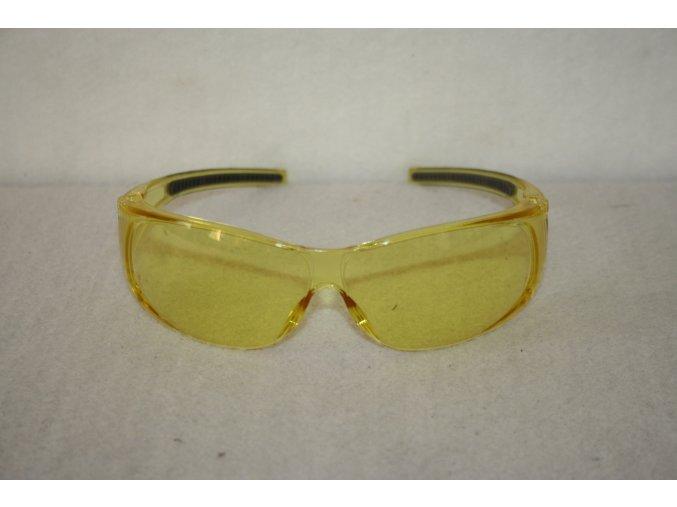 Brýle ochranné  V22 - žluté