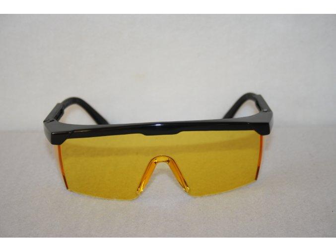 Brýle ochranné  V20 - žluté