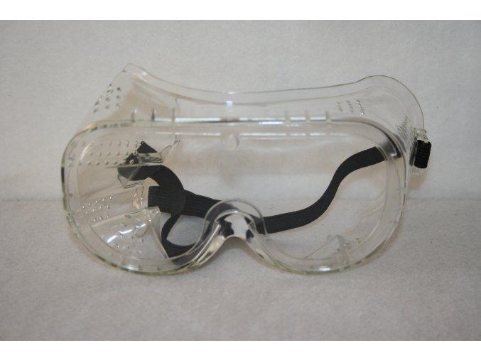 Brýle  ochranné 60580 - uzavřené