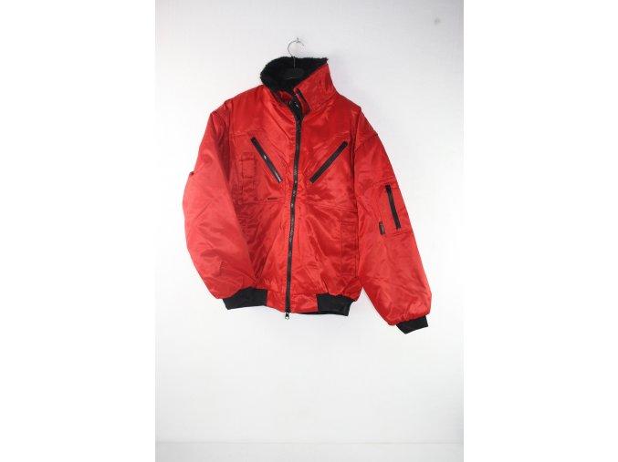 Pánská bunda NORWAY - červená