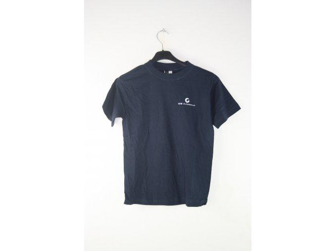 Tričko, triko s krátkým rukávem - modré