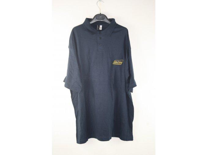 Tričko, triko polo s krátkým rukávem - modrá