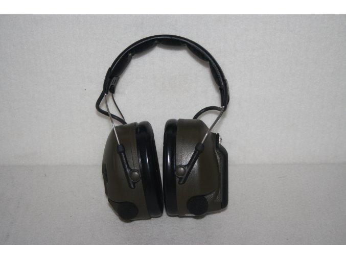 Sluchátka Peltor ProTac II- elektronická sluchátka