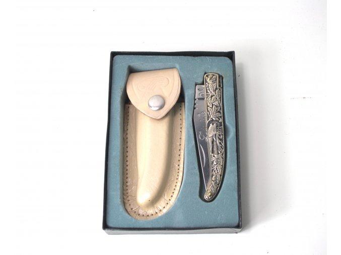 U.S. Laguiole Nůž zavírací s ornamenty