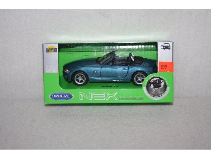 Autíčko kovové BMW
