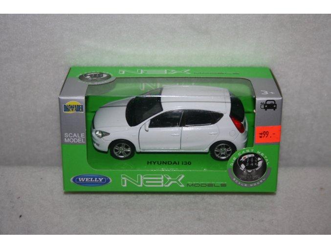 Autíčko kovové Hyundai i30