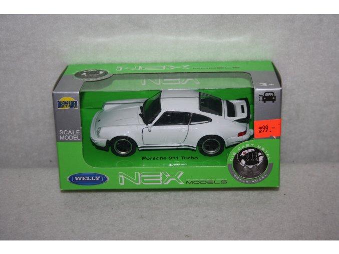 Autíčko kovové Porsche