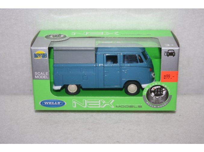 Autíčko kovové Volkswagen Pick Up