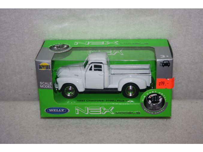 Autíčko kovové Chevrolet