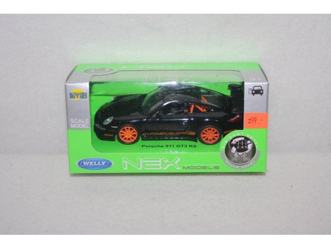 Autíčko kovové Porsche GT3