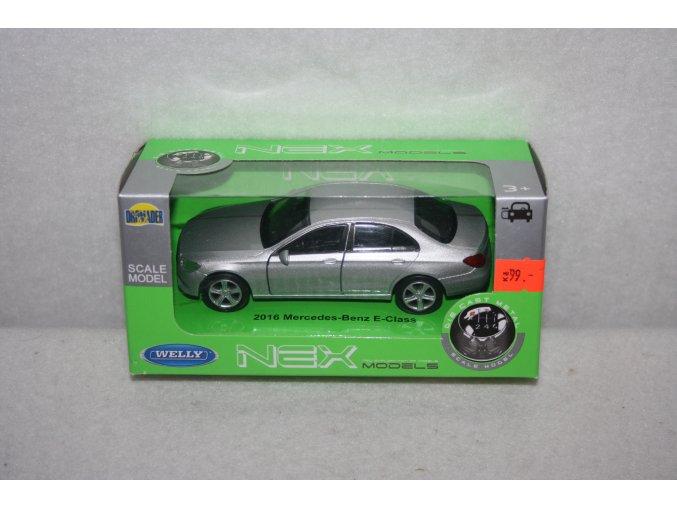 Autíčko kovové Mercedes Benz