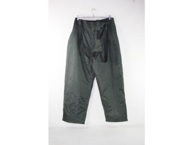 Kalhoty zateplené POLAR BEAR - zelené
