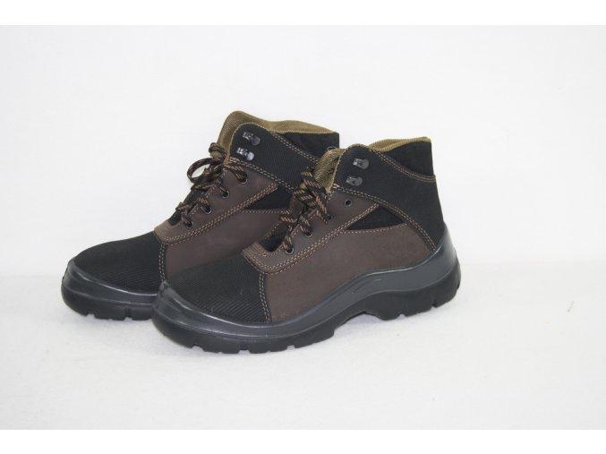 Kotníková obuv, bota BACOU