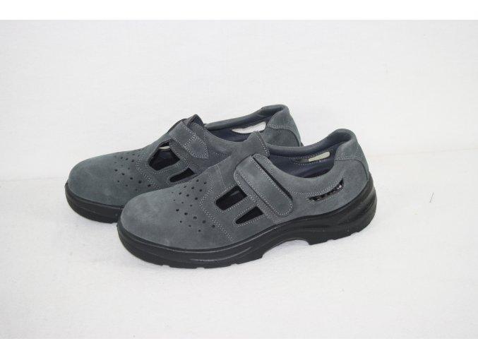 Pracovní obuv, boty, sandály Astra 345