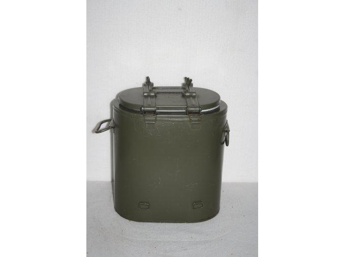 Várnice, termos AČR 25 litrů, oválná - zelená