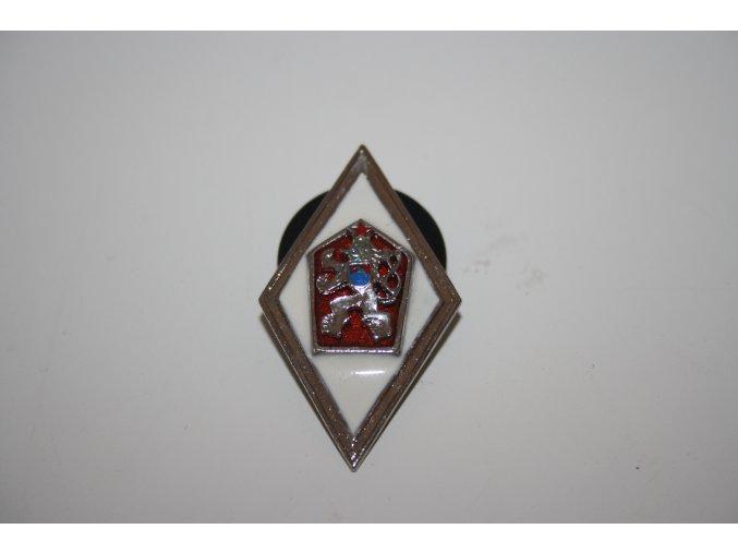 Odznak absolventský ČSLA