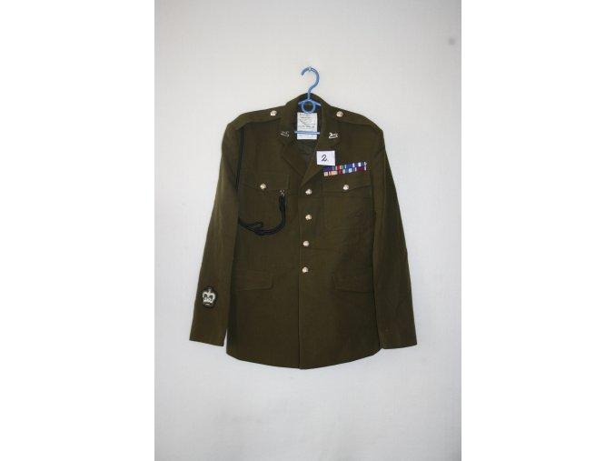 Sako vojenské Velká Británie - originál II.