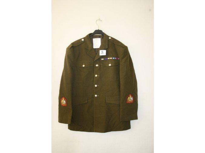 Sako vojenské Velká Británie - originál č.5