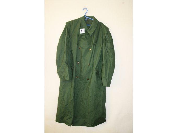 Kabát BW - zelený, originál