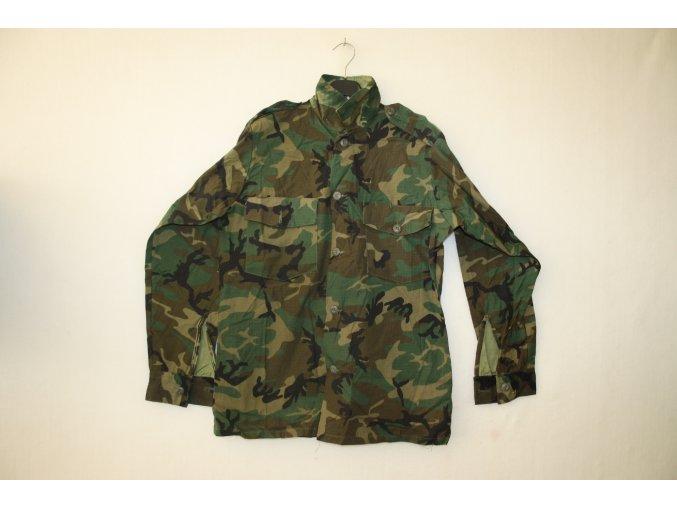 Košile, SHIRT UTILITY RipStop- woodlnd