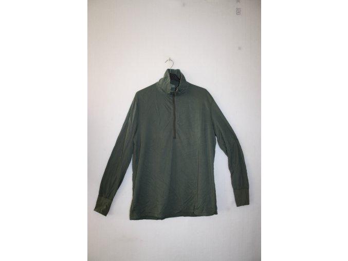 Triko, tričko Termo US - oliv