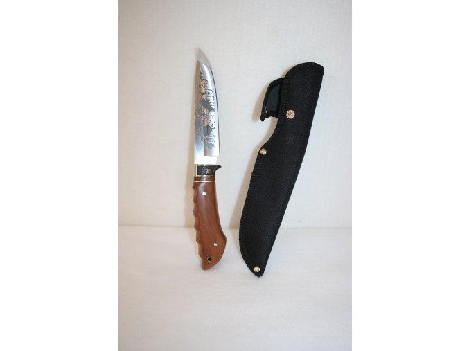 Lovecký nůž s pevnou rukojetí KANDAR