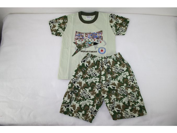 Dětská letní souprava (triko, kraťasy) ANFAKID