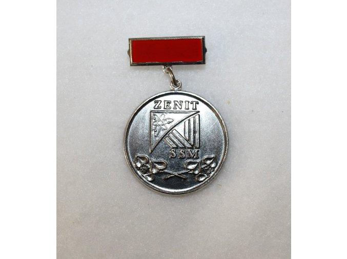 Odznak ZENIT SSM