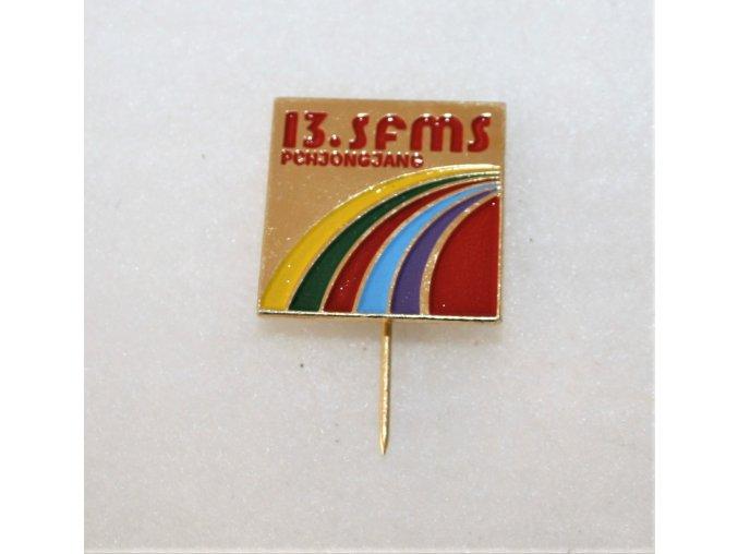 Odznak 13. SFMS
