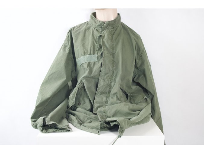 Parka, bunda Fishtail US Extreme cold weather - oliv