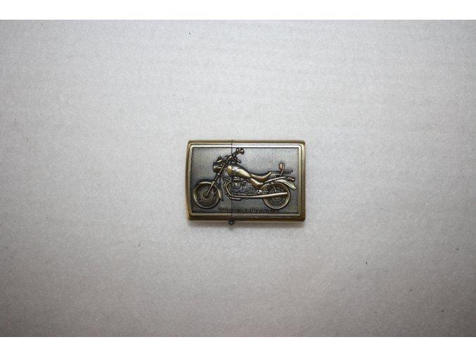 Benzínový zapalovač - moto Guzzi California