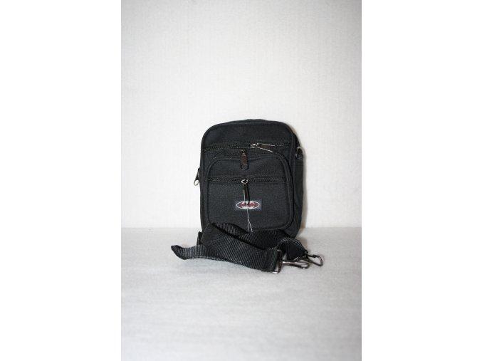 Taška crossbody pánská Century Bag 1250 - černá