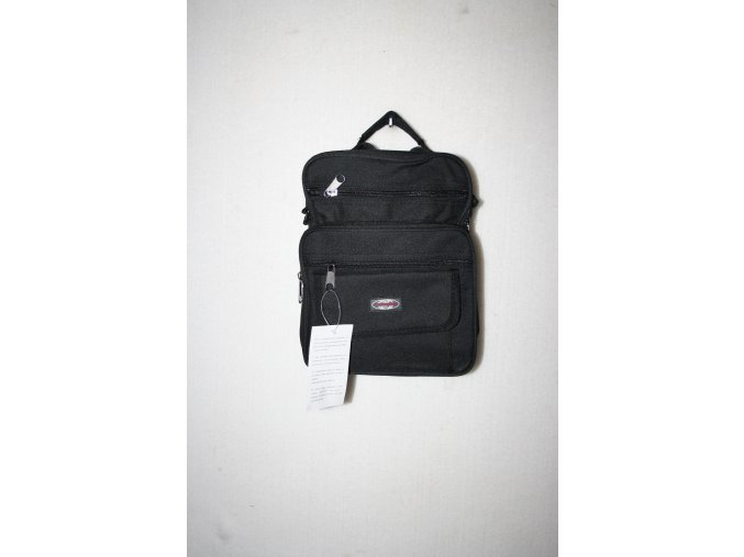 Taška crossbody pánská Century Bag 1254, 1256 - černá