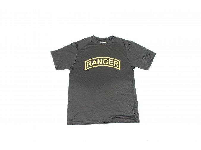 Tričko, triko Paragon Ranger - černé