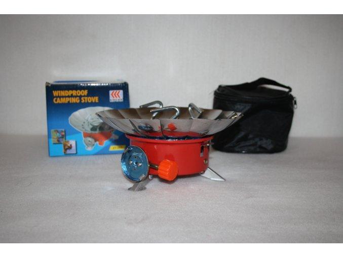 Vařič plynový kempingový KOVAR  ZT-203