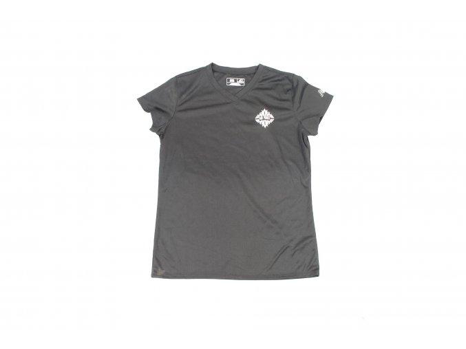 Dámské tričko, triko New Balance Air Force černé