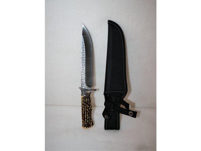 Nůž s pevnou rukojetí - PAROH