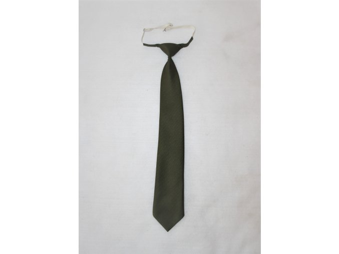Kravata AČR - zelená
