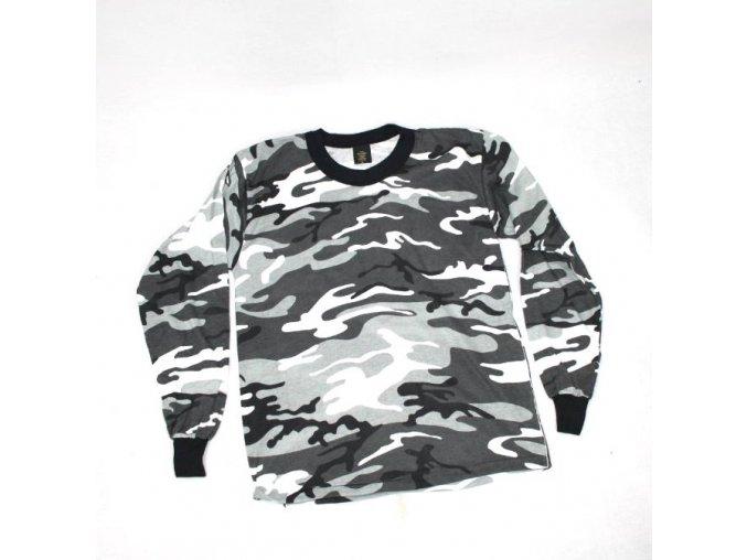 Dětské tričko Tee Swing - METRO-URBAN