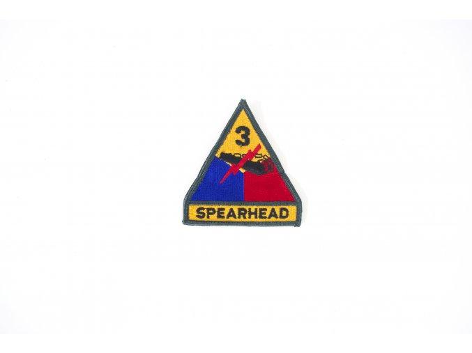 Nášivka: SPEARHEAD