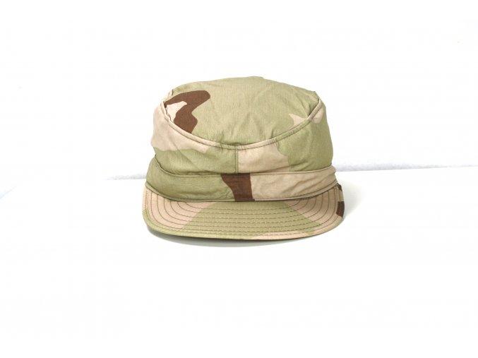 Čepice, kšiltovka US patrol - 3 COL desert