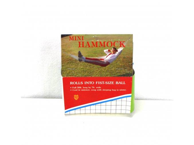 Houpací sít Hammock