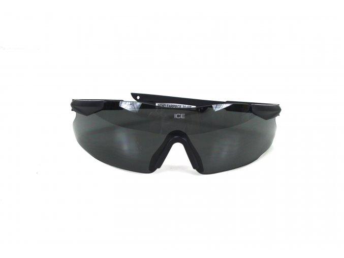 Brýle ESS ICE Eyeshield - kouřové