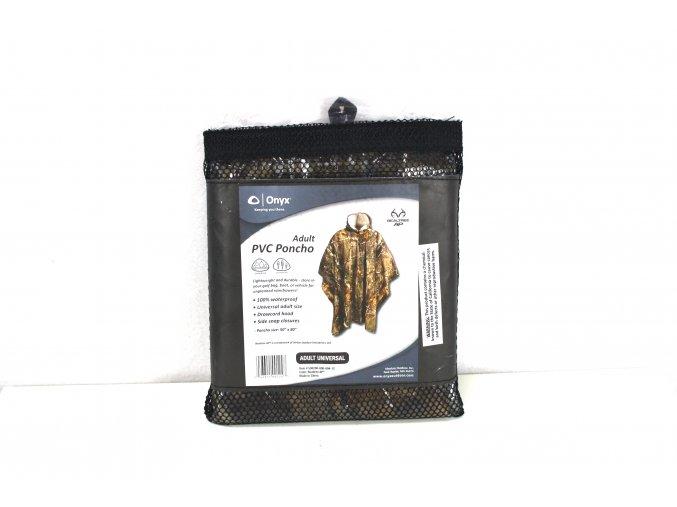 Pončo Camouflage Rain Poncho - Realtree AP®