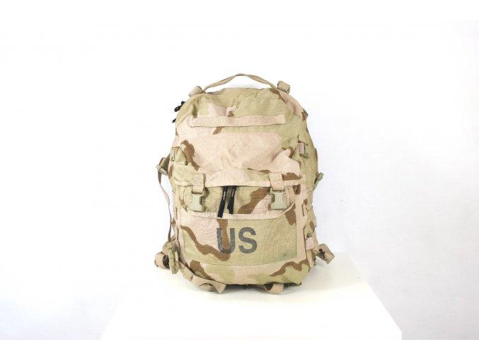 Armádní batoh US MOLLE II. Assault Pack - desert