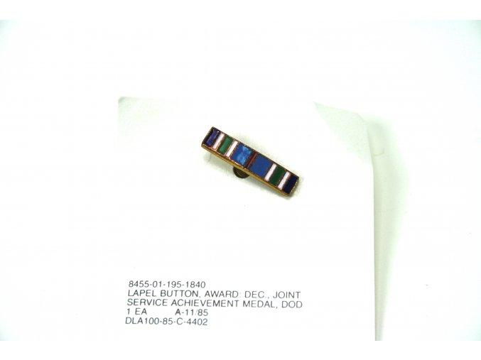 Odznak US Ribbons Joint Service Achievement Medal