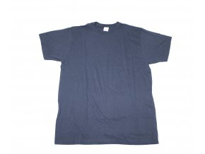 Tričko, triko  US Tan - modré