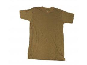 Tričko, triko US Sand  SOFFE - hnědé, béžové