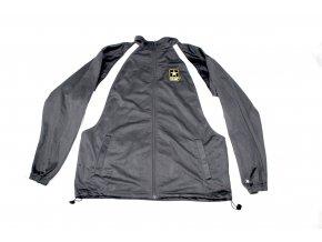Bunda Badger U.S. Army(sportovní) - černobíla